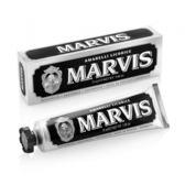 ~薇維香水美妝~MARVIS 義大利 牙膏甘草薄荷牙膏75ML 黑色牙膏界的愛瑪仕