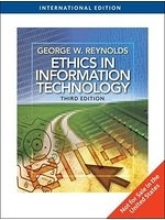 二手書博民逛書店《Ethics in Information Technolog
