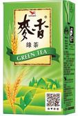 M-統一麥香綠茶250ml【愛買】