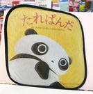 【震撼精品百貨】たれぱんだ_趴趴熊~趴趴熊車用遮陽板-橘#83008