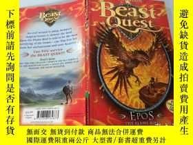 二手書博民逛書店Beast罕見Quest The Flame Bird:野獸追尋火焰鳥Y200392