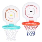 籃球架 宏登可摺疊便攜式大藍球架青少年兒童籃球框投籃架可升降戶外玩具  ATF  poly girl