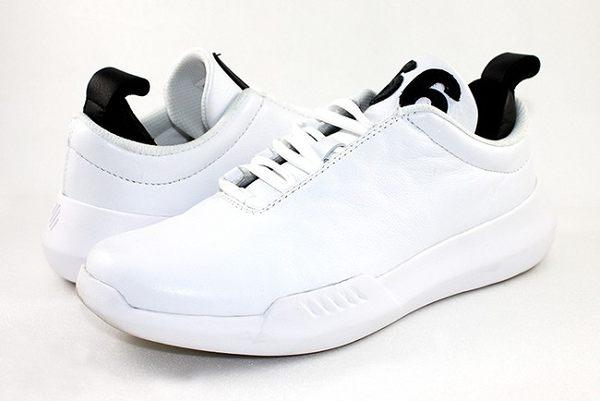 K-Swiss Gen-K Icon休閒運動鞋-男-白/黑