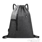 束口包束口袋後背包大容量輕便抽繩包袋健身...