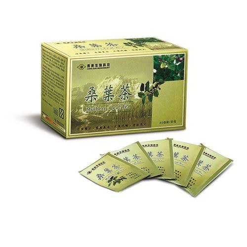 《長庚生技》長庚桑葉茶 (25包/盒) x1盒