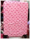 ♥小花花日本精品♥Hello Kitty 硬殼拉桿行李箱/旅行箱/登機箱 24吋