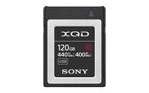 SONY XQD QD-G120F 記憶卡 120GB讀 440MB/s 寫 400MB/s 【台灣索尼公司貨】 ( 取代 QD-G128E )