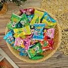 聖誕雪人水果風味糖 600g(約100顆)【2019110620101】(聖誕節糖果)