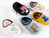 夏季男童襪 寶寶硅膠防滑隱形襪 棉襪短襪淺口船襪 可愛恐龍襪子  百搭潮品