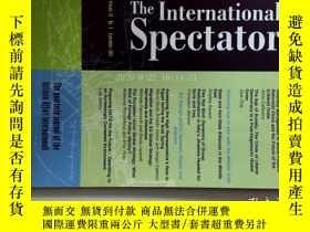 二手書博民逛書店The罕見International Spectator (Journal)09 2017 學術期刊Y1461