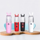 補水儀噴霧器可充電學生納米便攜式噴壺蒸臉器臉部美容儀保濕牛奶新品