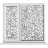 磨砂玻璃貼紙窗戶貼紙廚房衛生間廁所透光不透明玻璃貼膜窗貼家用    麻吉鋪