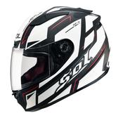 【SOL SF3 SF-3 遊騎兵 RANGERS 全罩 安全帽 消光黑白】 內襯全可拆、免運費+好禮