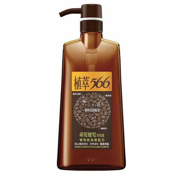 植萃566萌髮洗髮露咖啡因固髮【康是美】