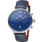 ELYSEE  復刻時尚計時腕錶 13295