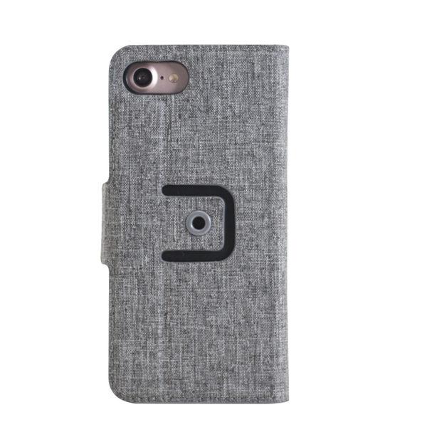 Moxie X-Shell 360° iPhone 7 / iPhone 8 摩新360度旋轉防電磁波手機套 隕石灰