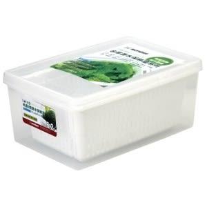 【好市吉居家生活】嚴選聯府KEYWAY~LM-03 名廚3號瀝水保鮮盒 綠水保鮮盒