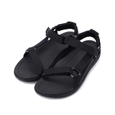 TEVA Sanborn Universal 織帶涼鞋 黑 TV1015160BLK 女鞋