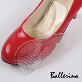 Ballerina-矽膠果凍二合一透明前掌墊(2對入)