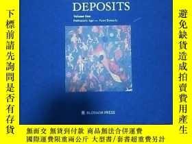 二手書博民逛書店PRECIOUS罕見DEPOSITS (Volume One P