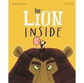 LION INSIDE /英文繪本《主題: 自我認同.溫馨情誼》