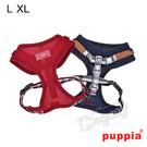 美系《Puppia》格蘭胸背心[A款] L/XL號 透氣柔軟時尚胸背心 寬版8字帶