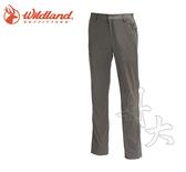 丹大戶外【Wildland】荒野 男彈性輕薄抗UV長褲 0A71352-64 深卡灰