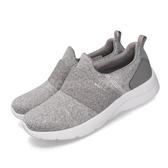 Skechers 休閒鞋 Dynamight 2.0-Soft Landing 灰 白 女鞋 健走鞋 懶人鞋 襪套式 【PUMP306】 12993GRY