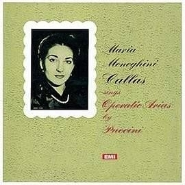 【停看聽音響唱片】【黑膠LP】Maria Callas ‎– Maria Callas Sings Operatic Arias By Puccini