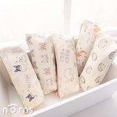 【日貨Friendshill皮質筆袋】Norns 日本進口正版 鉛筆盒 文具收納 柴犬Taachan貓 鬥牛犬刺蝟貓咪