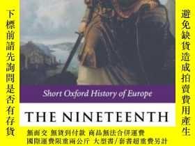 二手書博民逛書店The罕見Nineteenth CenturyY466342 Blanning, T.c.w. 編 Oxfor