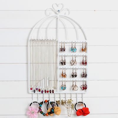 首飾架飾品架展示架耳環手鍊珠寶盒鳥龍掛勾040563販屋