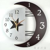 現代裝飾創意掛鐘 時鐘igo「摩登大道」