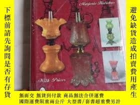 二手書博民逛書店Miniature罕見lamps of the victoria