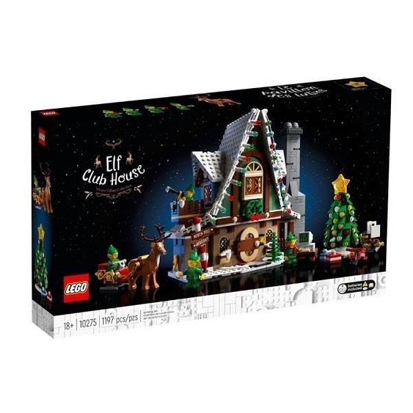 【南紡購物中心】【LEGO 樂高積木】Creator 創意大師系列 - 小精靈俱樂部(3)10275