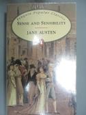 【書寶二手書T2/原文小說_IHK】Sense and Sensibility_Austen, Jane
