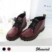 短靴 高質感綁帶短靴 MA女鞋 T7707