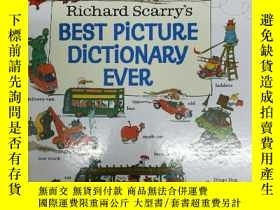 二手書博民逛書店Richard罕見Scarry s Best Picture D