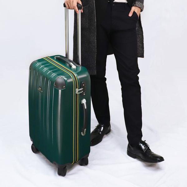 行李箱 旅行箱 奧莉薇閣 20吋登機箱PC硬殼 尊藏典爵系列(贈送防塵套*1)