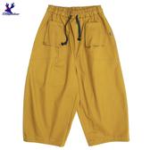 【三折特賣】American Bluedeer - 雙口袋大寬褲  秋冬新款