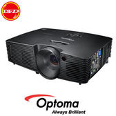 (現貨) Optoma 奧圖碼 X315 高亮度歡樂 3D 投影機 無HDMI 三年保固 送手拉布幕
