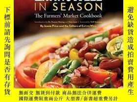 二手書博民逛書店EatingWell罕見in Season: The Farme