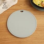 懶角落 硅膠隔熱鍋墊家用碗墊圓形餐桌墊盤子墊可掛隔熱墊子66112
