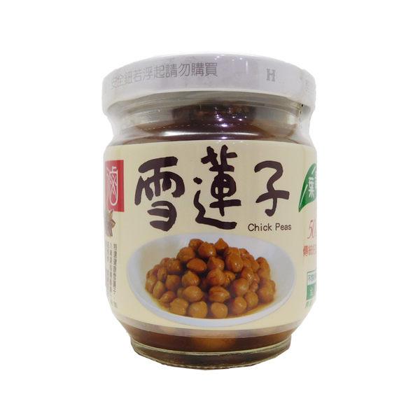 青葉-滷雪蓮子185g*3罐裝一組