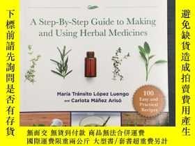 二手書博民逛書店Natural罕見Remedies: A Step-By-Ste