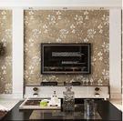 無紡布超厚立體3D牆紙 環保歐式壁紙 溫...