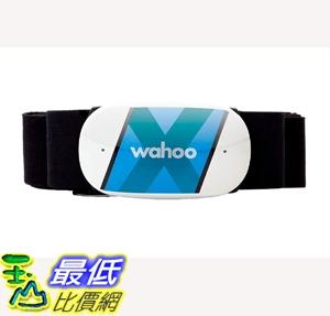 [7美國直購] 心率監測器 Wahoo TICKR X Heart Rate Monitor with Memory, Bluetooth ANT+