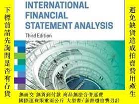 二手書博民逛書店International罕見Financial Statement Analysis (cfa Institut