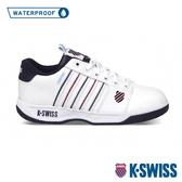 K-SWISS Eadall WP防水系列 時尚運動鞋-女-白/藍/紅