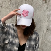 帽子女春夏街頭韓版刺繡棒球帽防曬遮陽帽休閑百搭時尚鴨舌帽女潮 薇薇